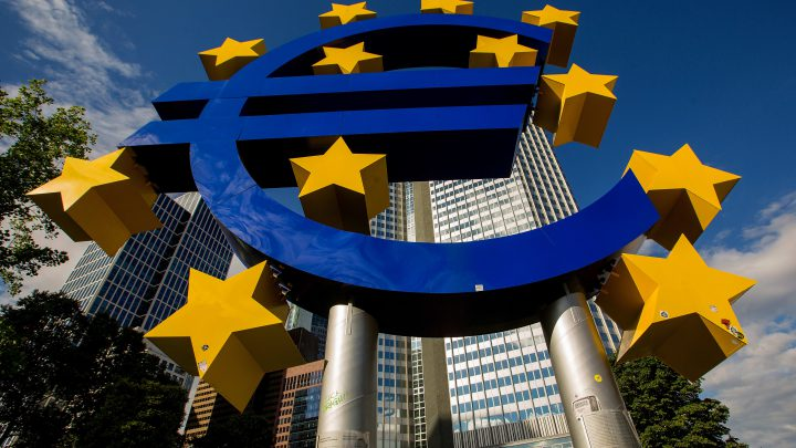 ECB data point to widening split in euro zone economy