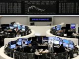 Trade friction, oil drive European shares to worst day in six weeks