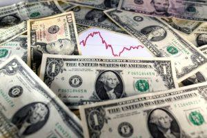 Dollar shines against Euro, riskier peers as virus hit widens