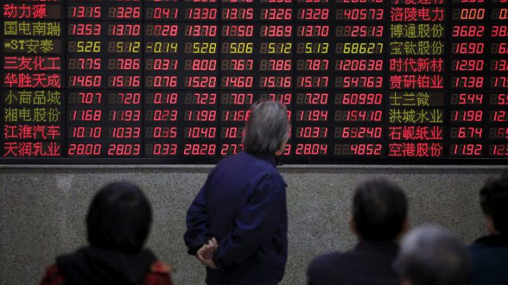 Shanghai stocks hit by $370 billion wipeout as virus fears pound Chinese markets