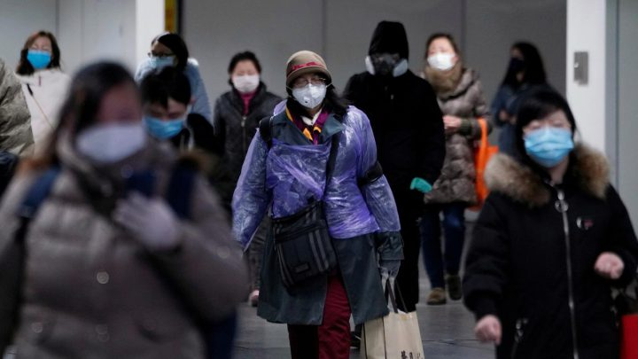 Coronavirus cases rise again in China as recession looms for Japan, Singapore