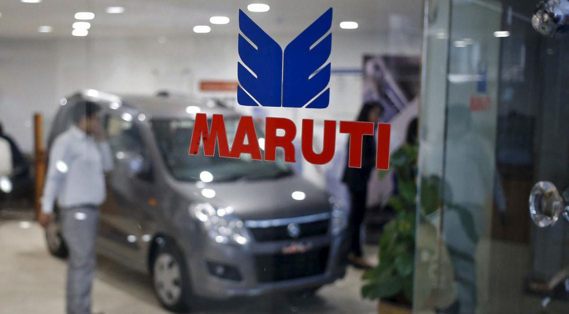 India's top carmaker Maruti Suzuki reports 16% sales fall