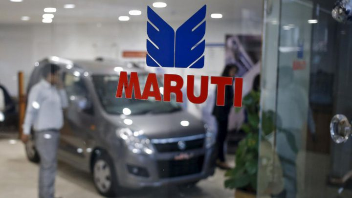 India's top carmaker Maruti Suzuki reports 16% sales fall