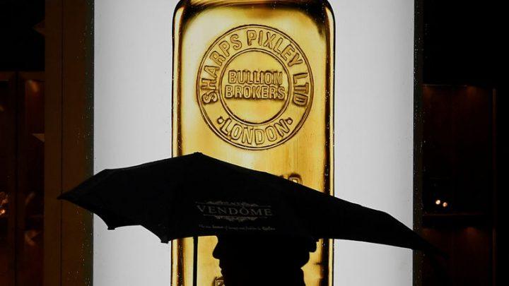 Gold Continues Retreat Despite Decreased Risk Sentiment