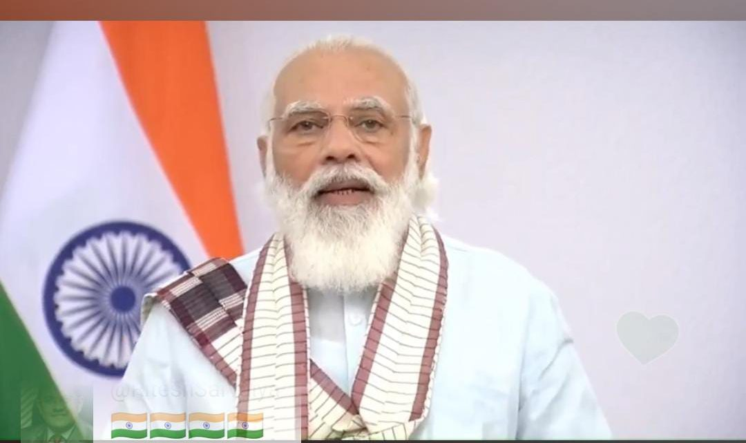 PM Modi to launch customized crash course for COVID-19 frontline workers