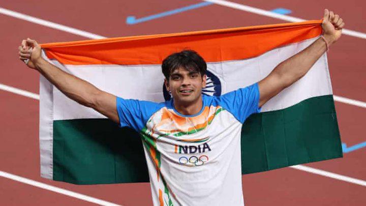 The brand called Neeraj Chopra, India's new sporting superstar : Enter